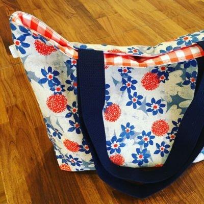 Tote Bag Tutorial - Stitch Sew Shop - Digital Download
