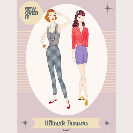 Ultimate Trousers - Sew Over It London