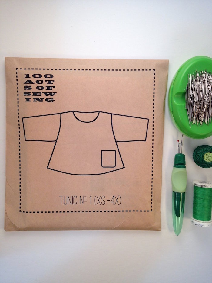 Tunic No. 1 - 100 Acts of Sewing