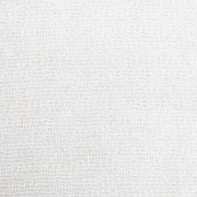 Fusible Weft Insertion Interfacing - White
