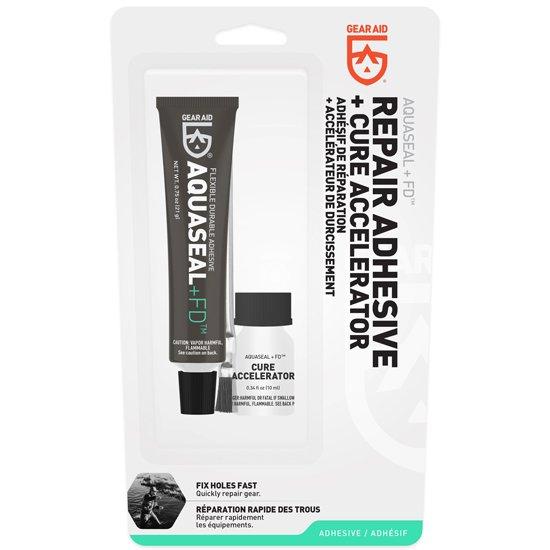 Gear Aid - Aquaseal FD Repair Adhesive w/ Cure Accelerator