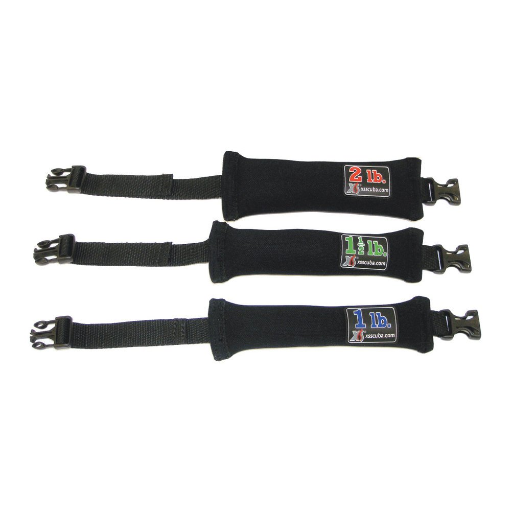 XS Scuba Ankle Weights