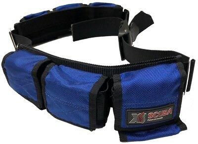 XS Scuba Pocket Weight Belt