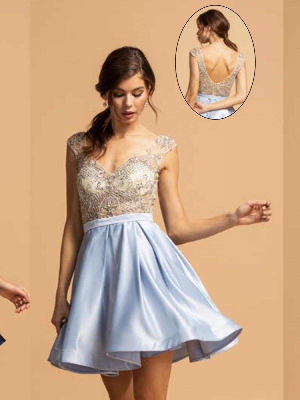 1e33d1d448345 Illusion Top Formal Dress - raveitsafe