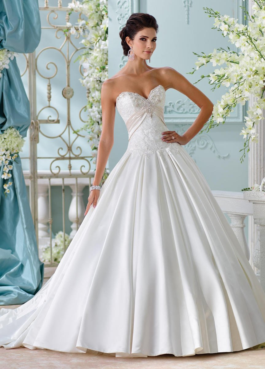 DAVID TUTERA FOR MON CHERI
