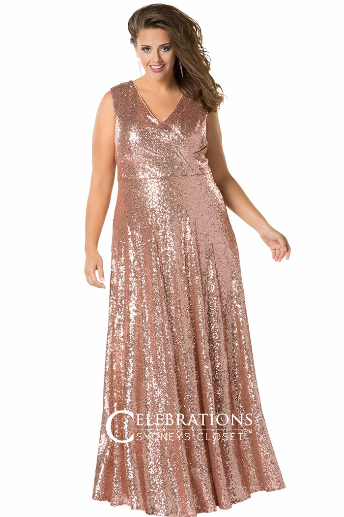 City Lights Formal Gown