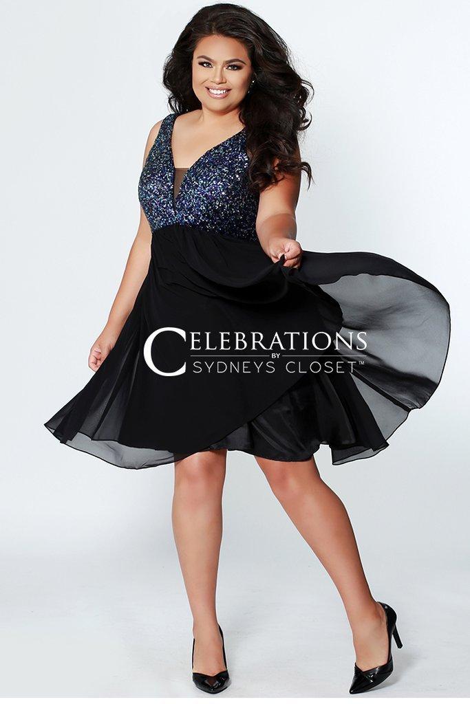 Shining Night Party Dress
