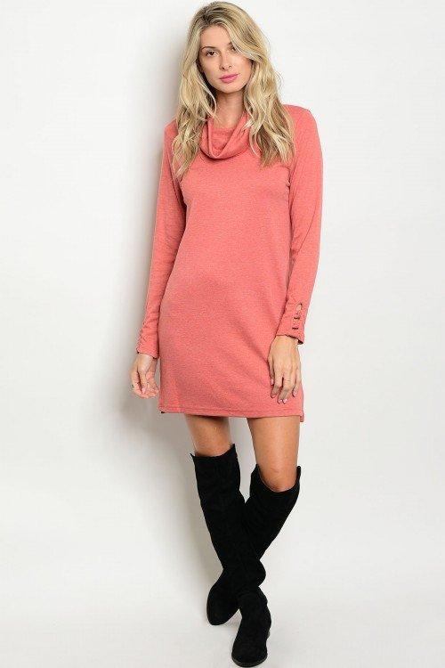 ROSE SWEATER DRESS