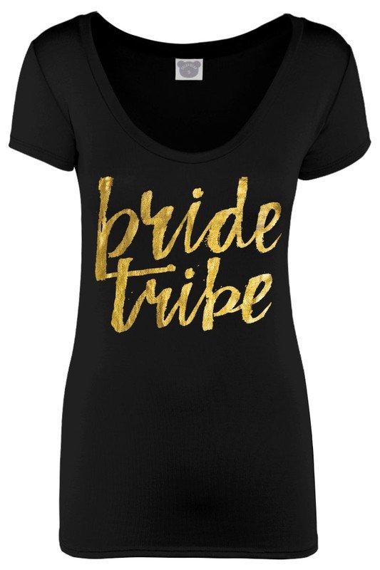 Bride Tribe Short Sleeve T