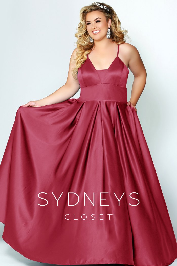 Red Classic Beauty Prom Dress