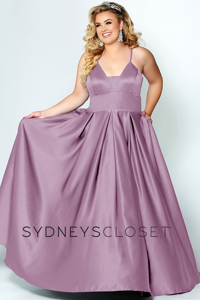 Wisteria Classic Beauty Prom Dress
