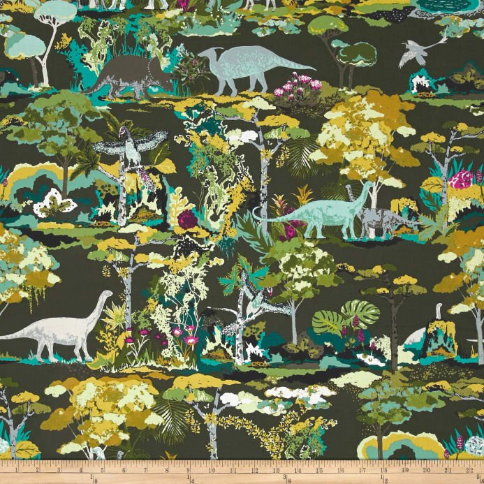 Art Gallery Fabrics Esoterra Dinosauria