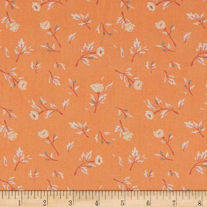 Art Gallery Little Clementine LCT-25501 Miss Ditzy's Peachcobbler