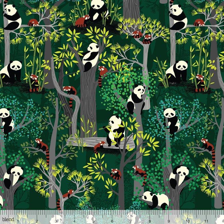 Blend Katy Tanis Panda Forest