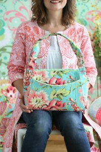 Amy Butler Sweet Harmony Handbag & Tote