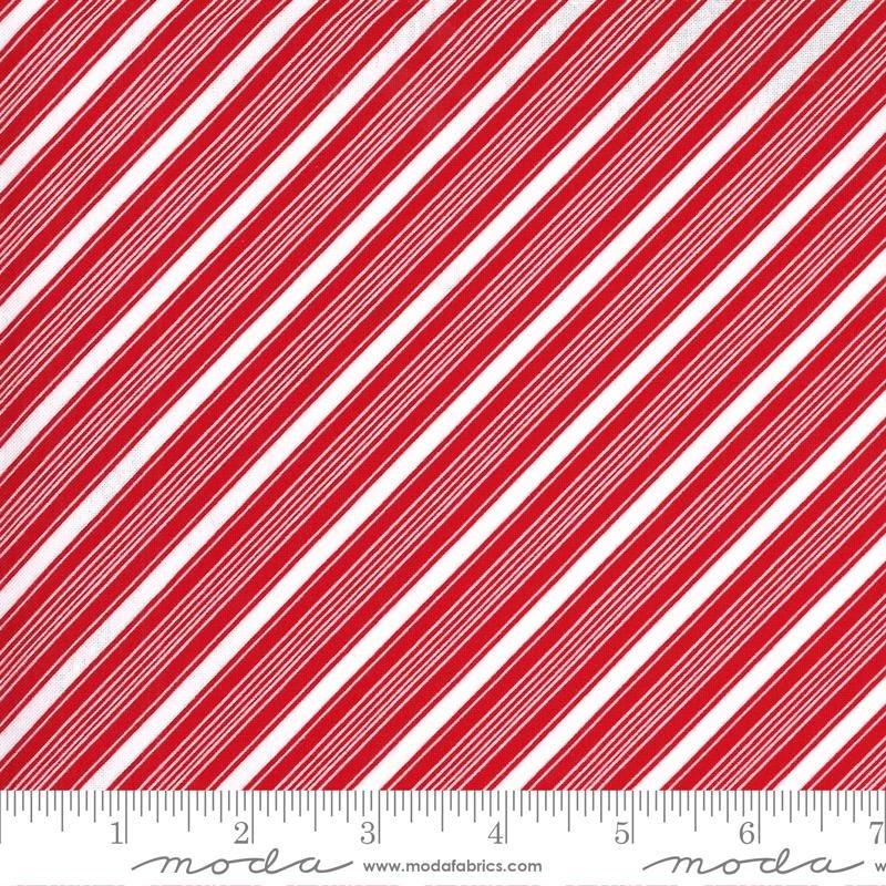 Moda Merry and Bright Poinsettia Red 22407 11