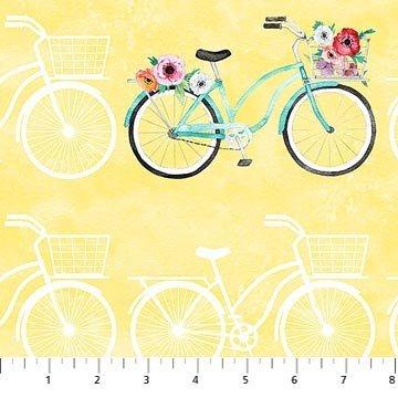 Northcott Fabrics April Showers 22592 51 Yellow