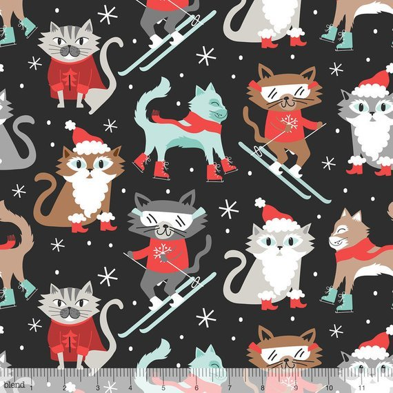 Blend Maude Asbury Snowlandia- Cats