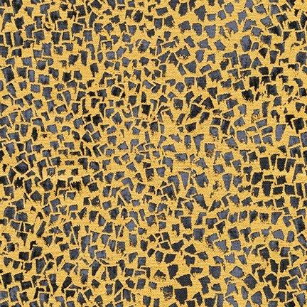 Robert Kaufman SRKM-18657-184 Charcoal Gustav Klimt