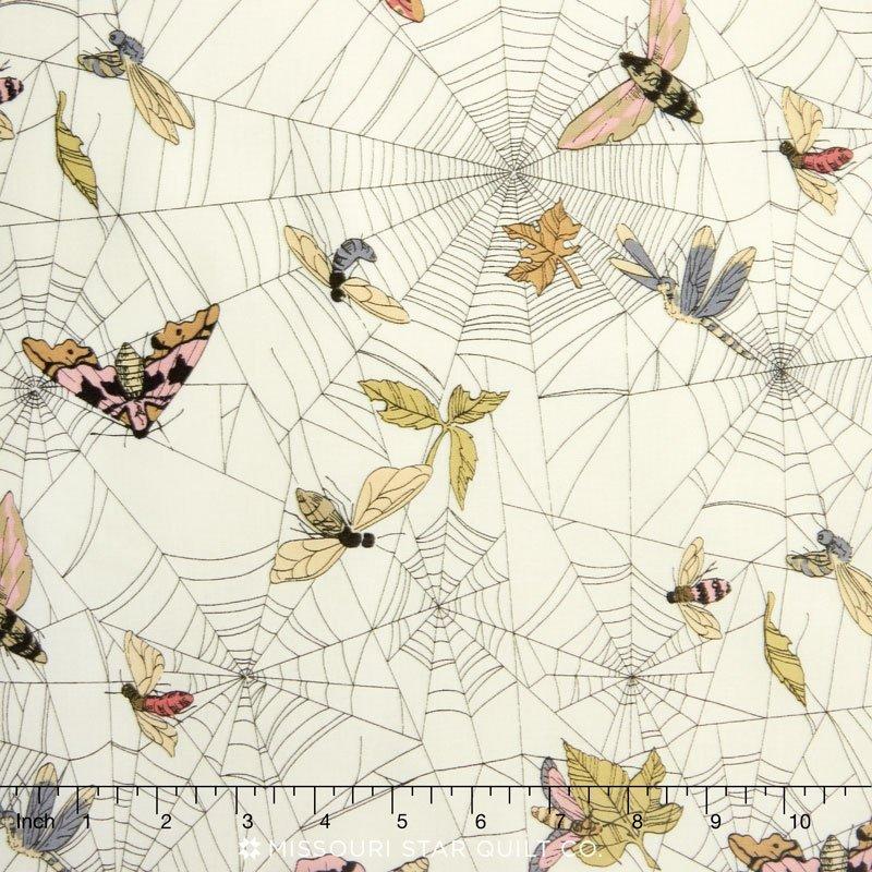 Alexander Henry A Ghastlie Web Natural