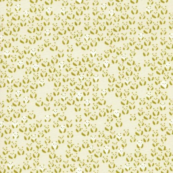 Cotton + Steel Alexia Abegg Paper Bandana Panda Bebe Pearl
