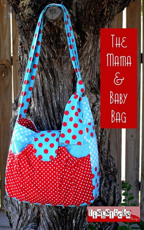 Fishsticks Designs The Mama & Baby Bag