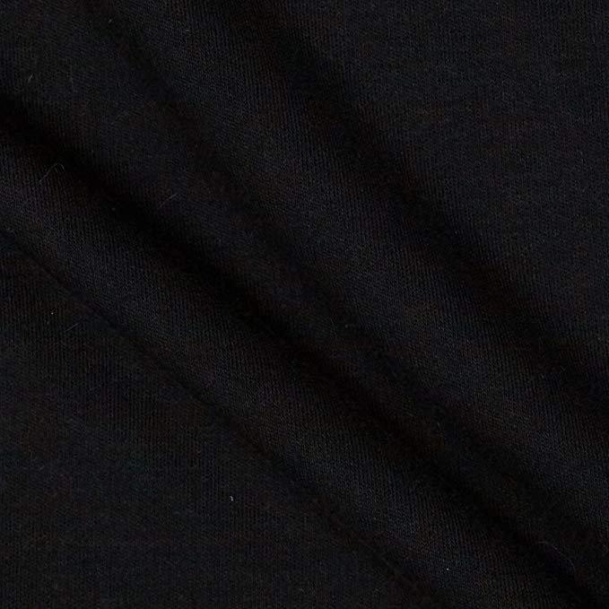 Robert Kaufman Catalina Knit Black 57