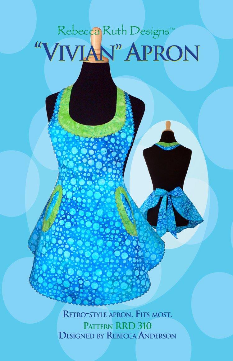 Rebecca Ruth Designs Vivian Apron