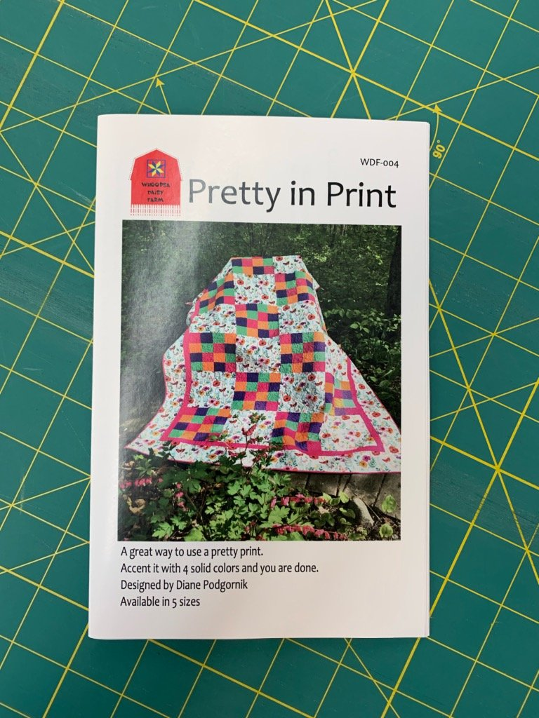 Whoopsa Daisy Farm Pretty in Print