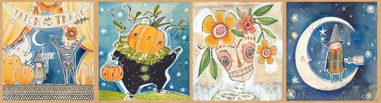 Blend Cori Dantini Spooky Town Panel