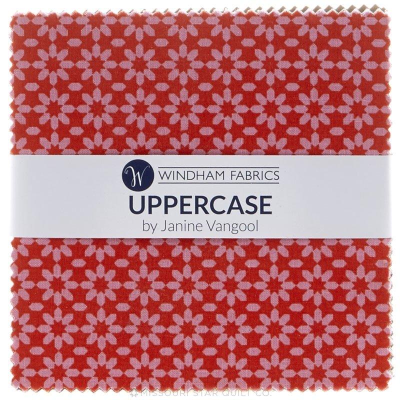 Janine Vangool Uppercase Charm Pack