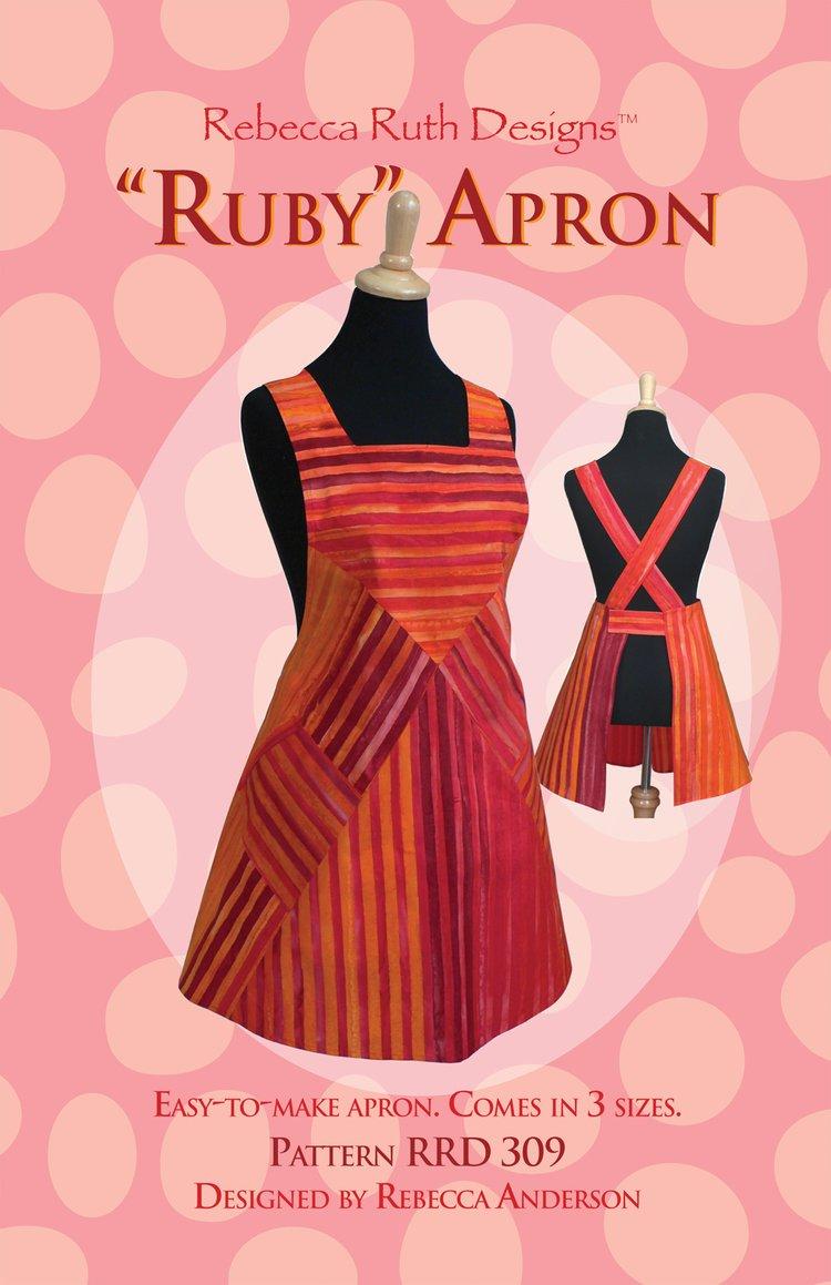Rebecca Ruth Designs Ruby Apron