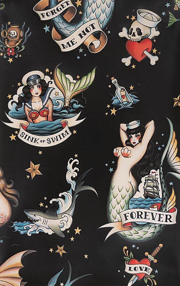 Alexander Henry Nicole's Prints 8832B- Forget Me Not