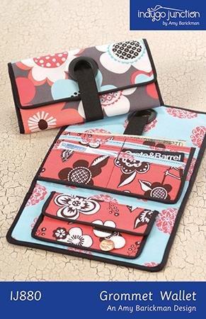 Indygo Junction Grommet Wallet