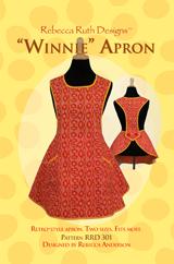 Rebecca Ruth Designs Winnie Apron