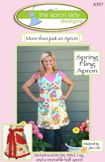 The Apron Lady Spring Fling