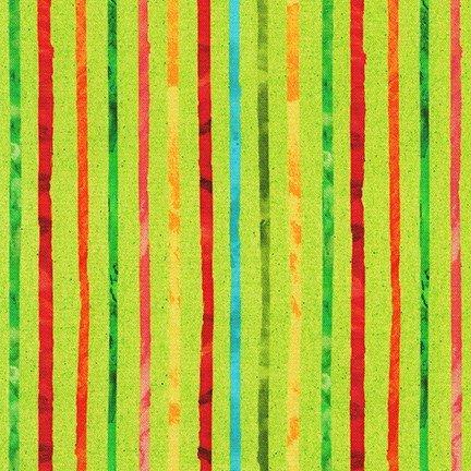 Robert Kaufman Chili Smiles AAK-20010-50 Lime