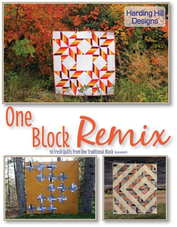 Harding Hill Designs One Block Remix