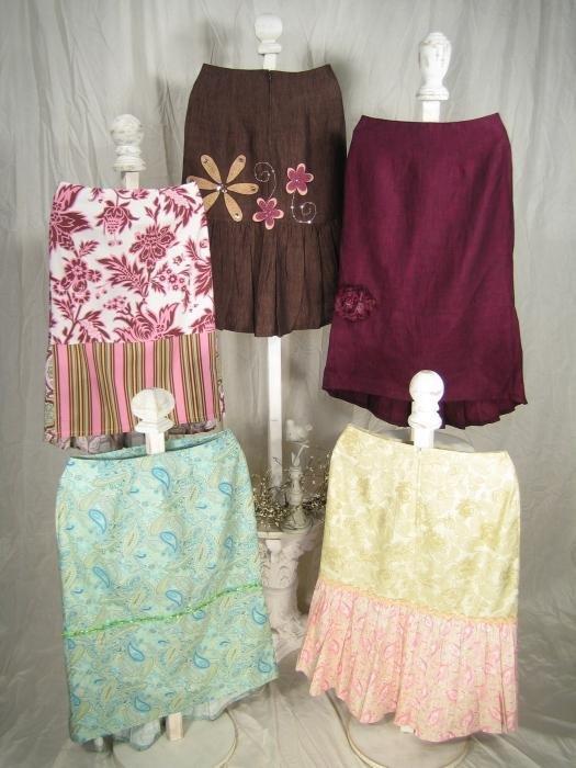 Serendipity Studio The Kendra Skirt