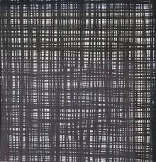 Alexander Henry A Ghastlie Weave Black/White