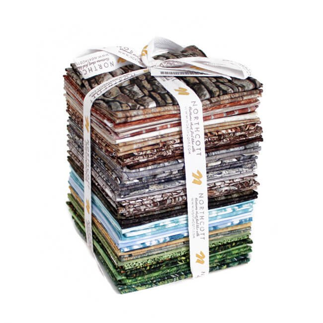 Northcott Naturescapes Fat Quarter Bundle