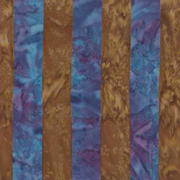 Free Spirit Kaffe Fassett Artisan Collection Big Stripe Blue