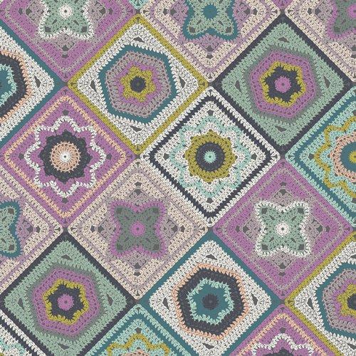 Art Gallery Hooked HKD-22650 Crochet Sampler