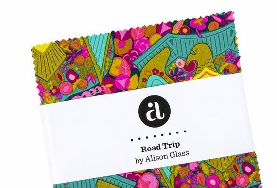 Alison Glass Road Trip Charm Pack