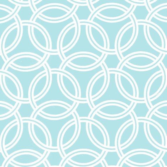 Michael Miller Swirl Turquoise 55/56