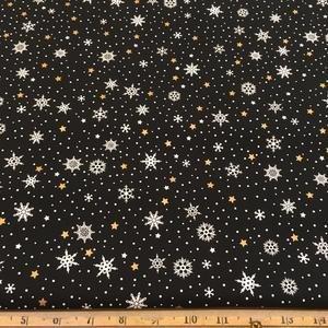 In The Beginning Jason Yenter A Celestial Winter- Snowflakes & Stars