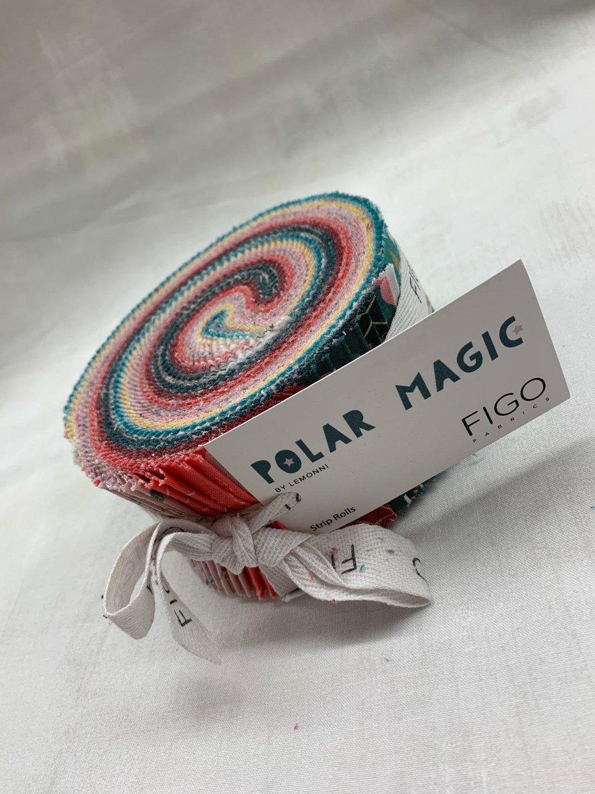 Figo- Lemonni- Polar Magic Jelly Roll JPOLARM40-62