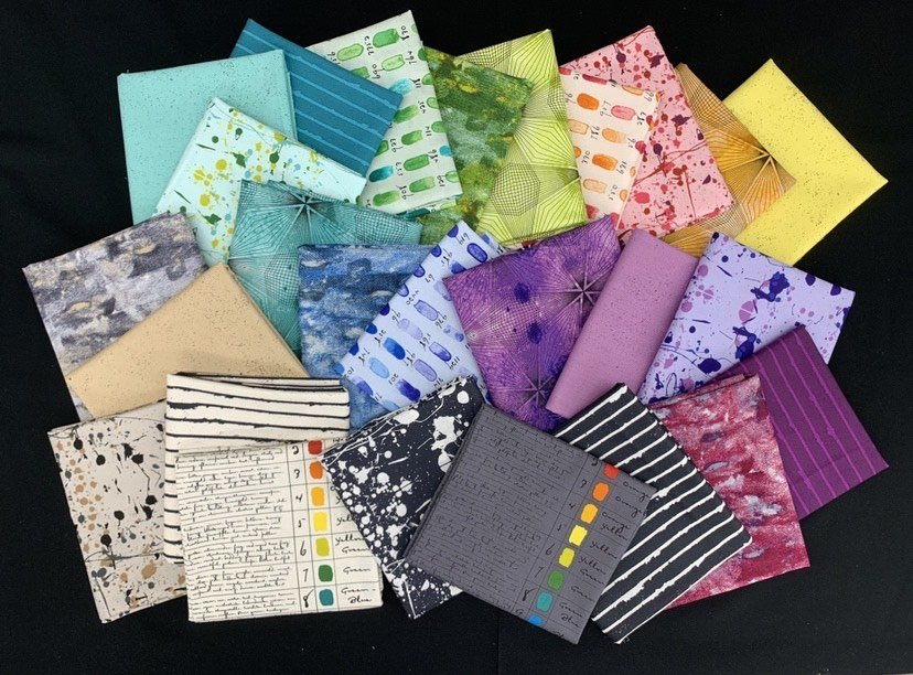 Andover Giucy Giuce Prism Fat Quarter Bundle