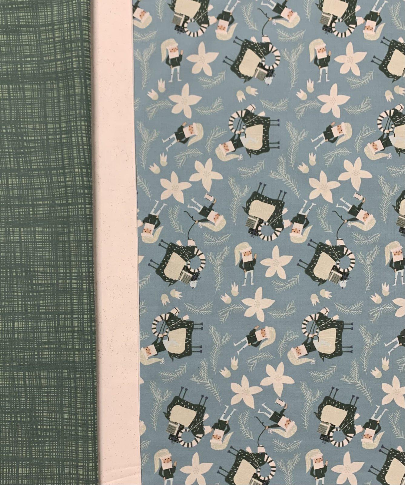 Yuletide Pillowcase Kit