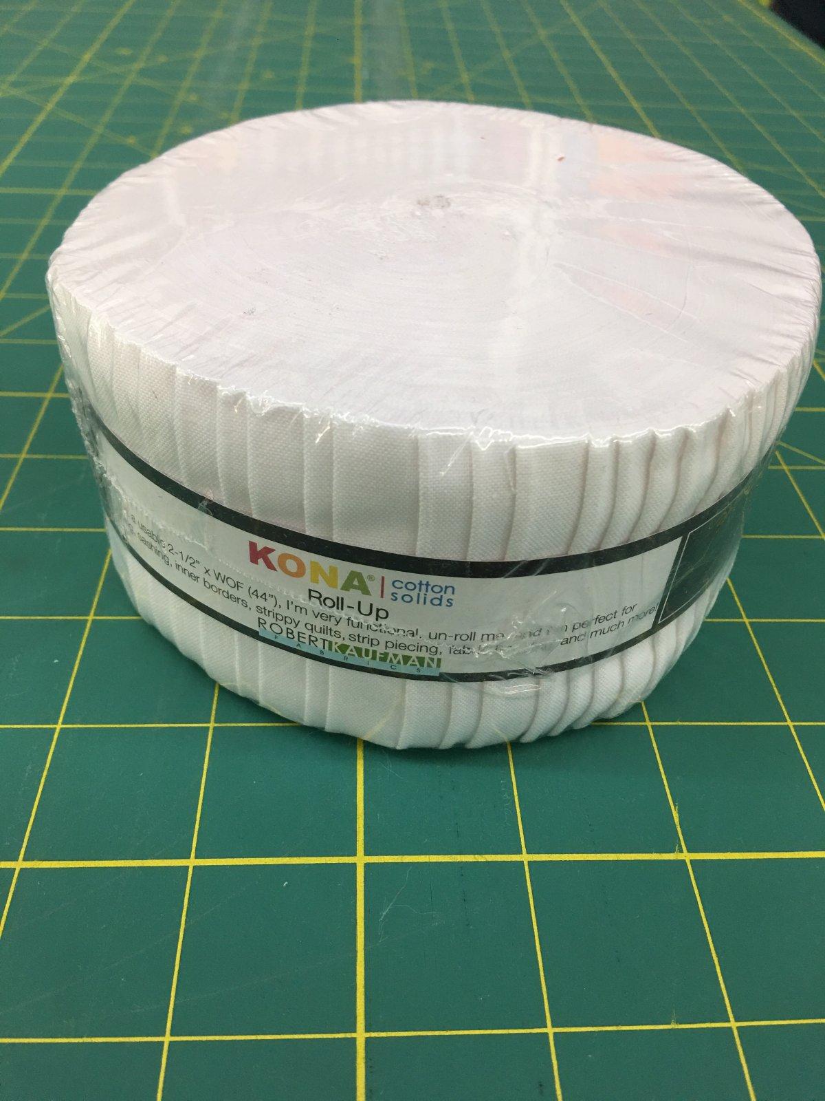 Kona Cotton White Colorstory